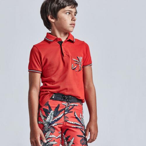 Поло тениска Mayoral-6108-87
