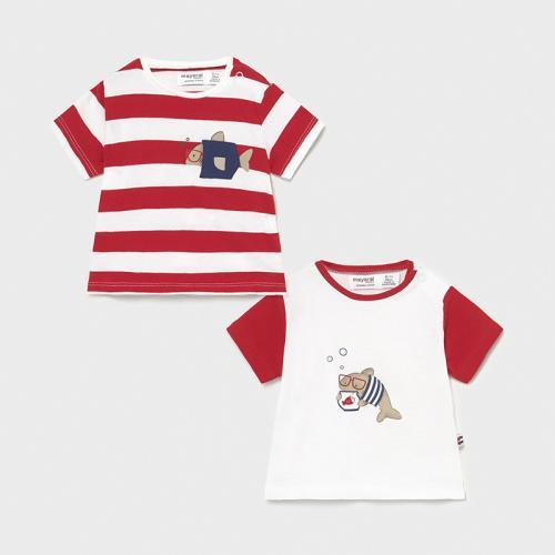 Комплект 2 тениски  Mayoral-1075-85