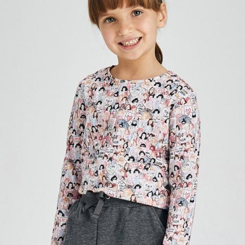 Комплект 2 блуза Mayoral-4010-70