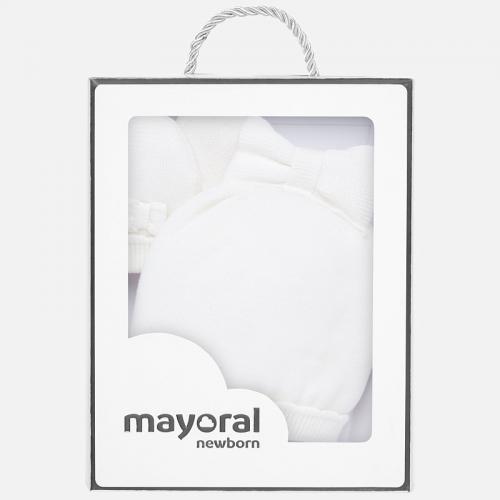 Комплект шапка с ръкавички Mayoral-9176-67
